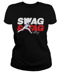 Javier Baez Swag and Tag  Classic Ladies