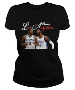 Kawhi Leonard Paul George LA Clippers  Classic Ladies