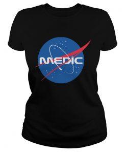 Medic Space Force  Classic Ladies