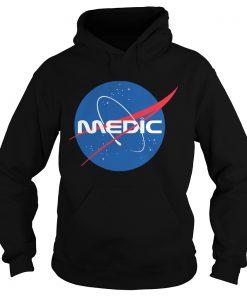 Medic Space Force  Hoodie