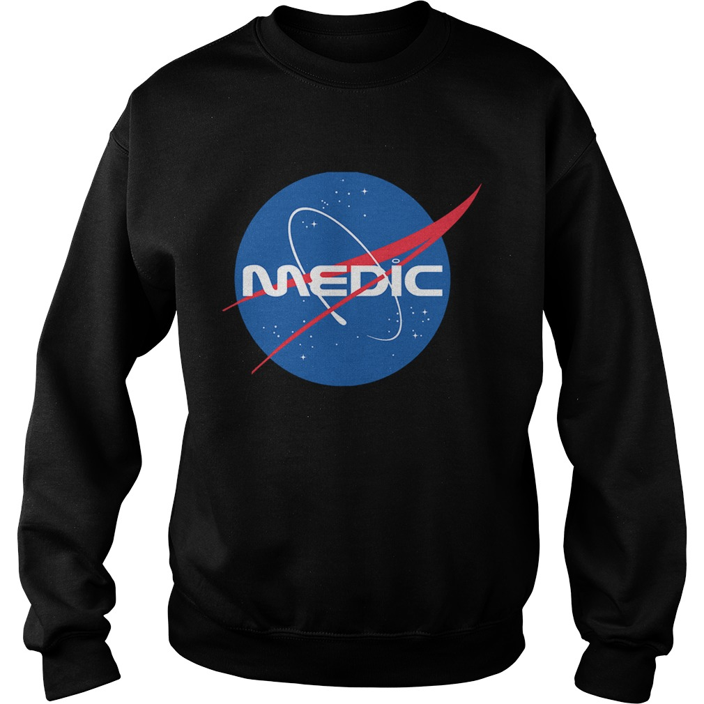 Medic Space Force Sweatshirt