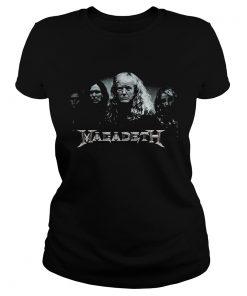 Megadeth Donald Trump  Classic Ladies