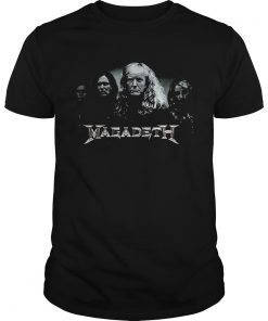 Megadeth Donald Trump  Unisex