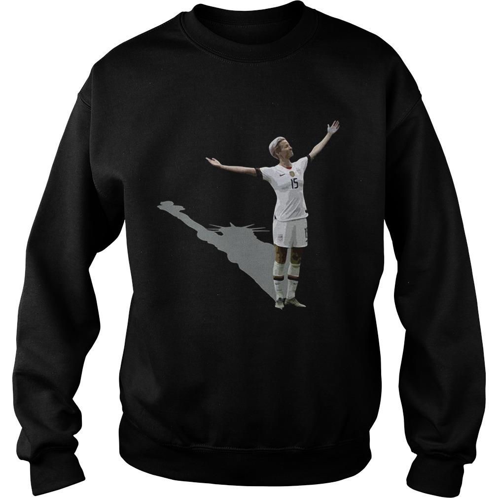 Megan Rapinoe 15 Sweatshirt