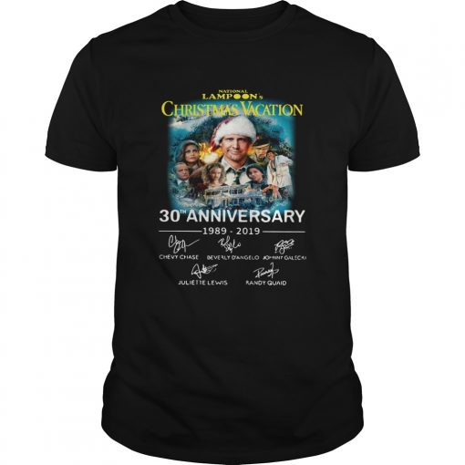 National Lampoons Christmas Vacation 30th Anniversary 19892019  Unisex