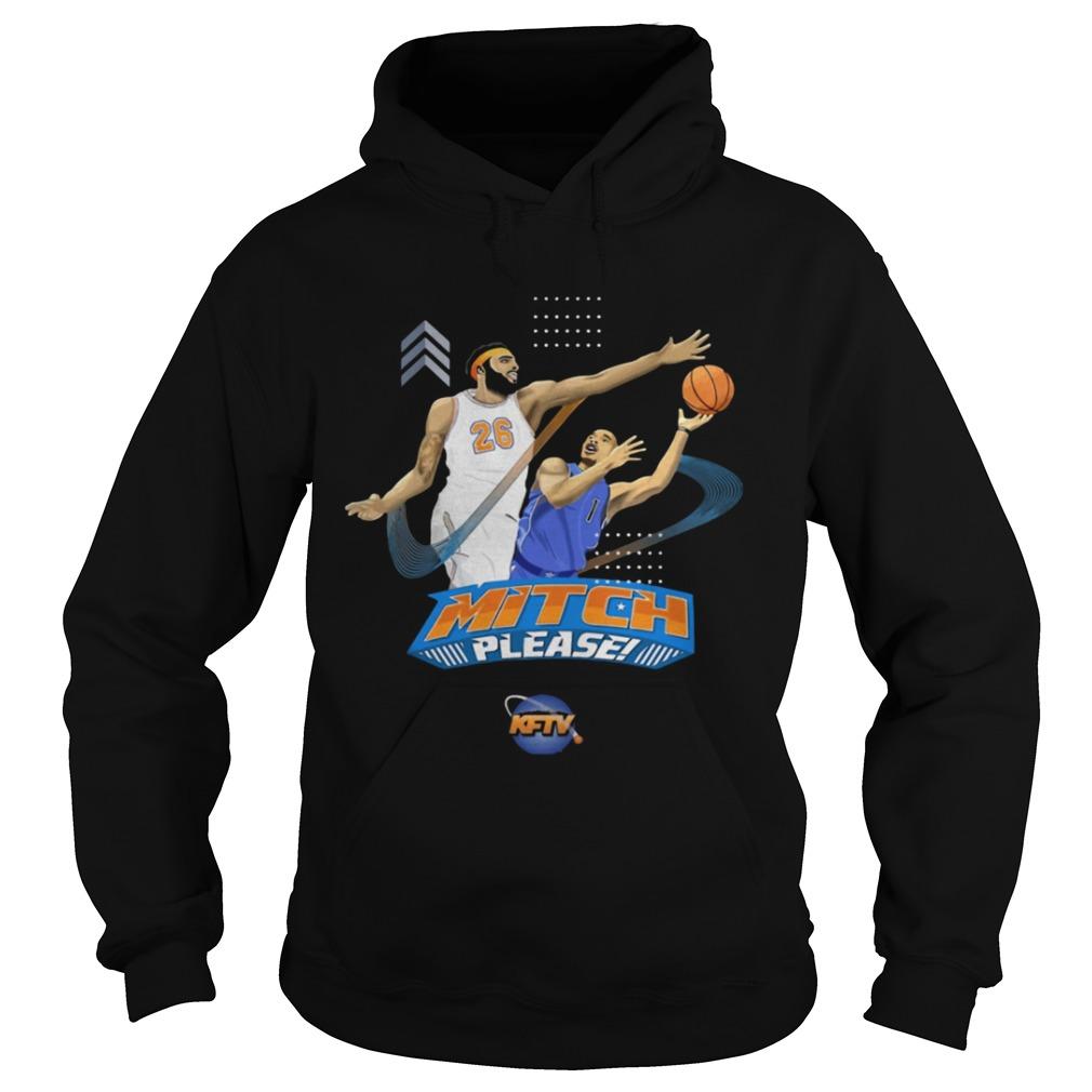 New York Knicks Mitch Please Hoodie