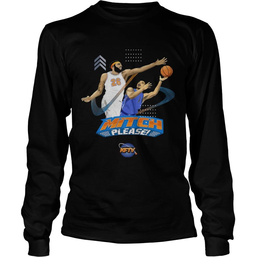 New York Knicks Mitch Please LongSleeve