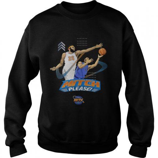New York Knicks Mitch Please  Sweatshirt