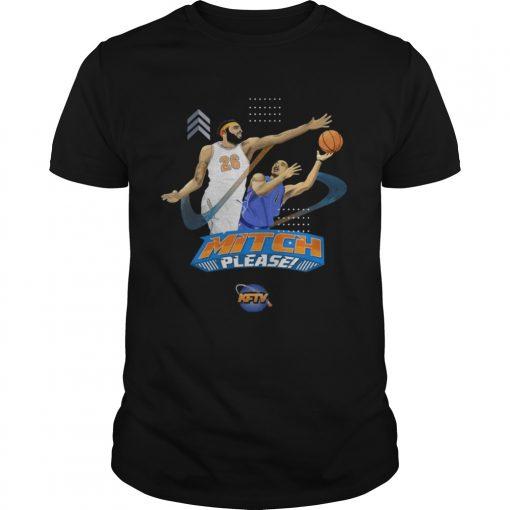 New York Knicks Mitch Please  Unisex