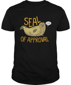 Otter seal of approval nice  Unisex