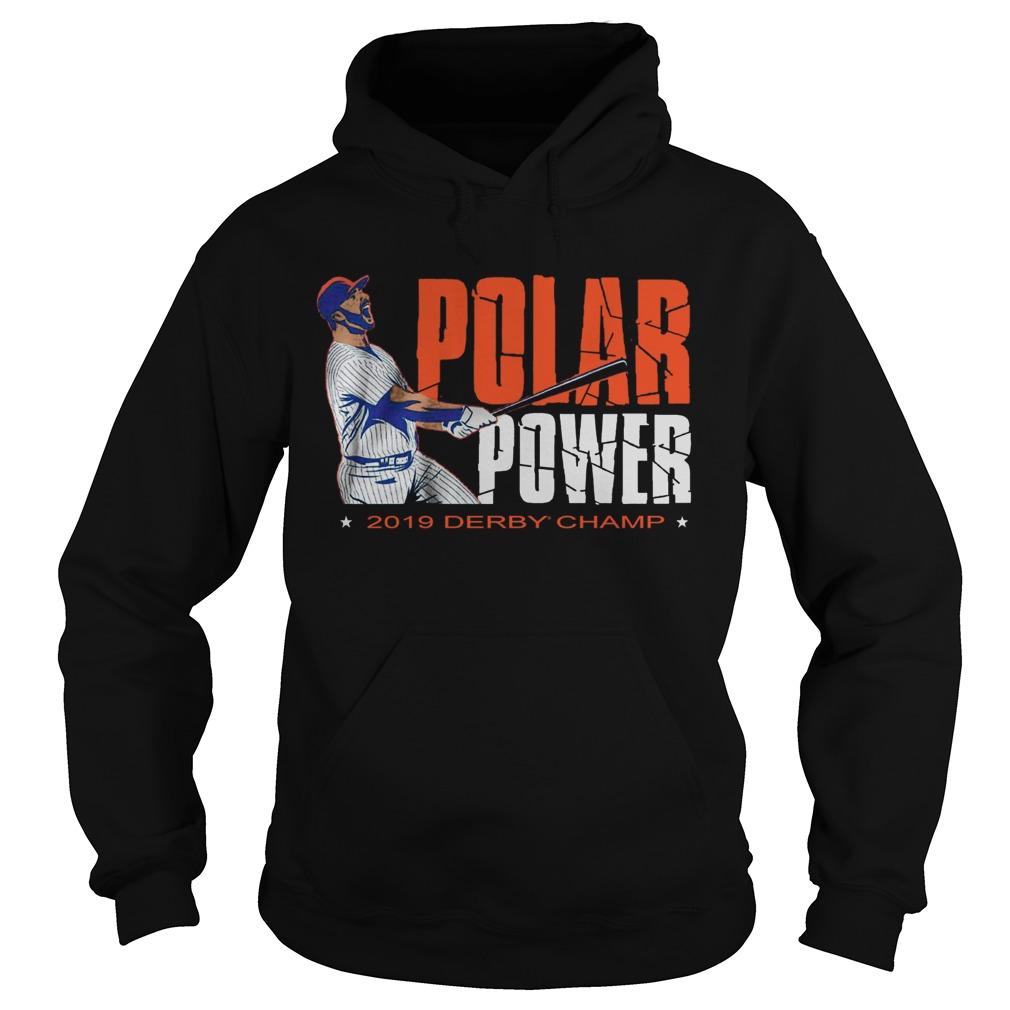 Pete Alonso Derby Polar Power Hoodie