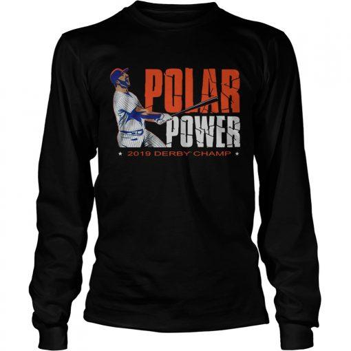 Pete Alonso Derby Polar Power  LongSleeve