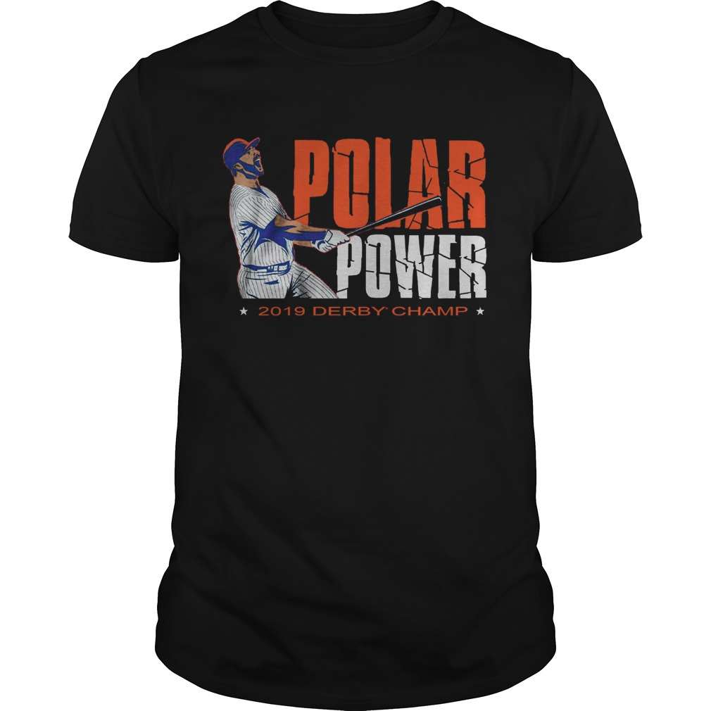 Pete Alonso Derby Polar Power Unisex