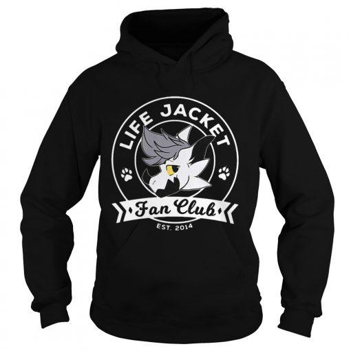 Pocari Roo Life Jacketfan club est 2014  Hoodie