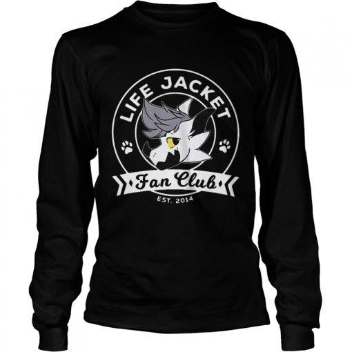 Pocari Roo Life Jacketfan club est 2014  LongSleeve
