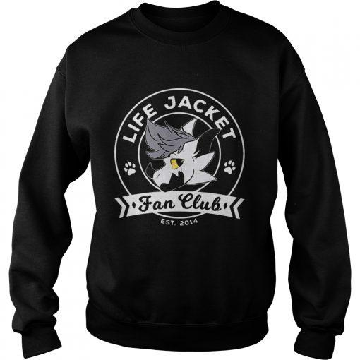 Pocari Roo Life Jacketfan club est 2014  Sweatshirt