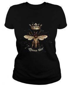 Queen Bee With Crown For Beekeepers And Bee Lovers  Classic Ladies