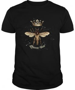 Queen Bee With Crown For Beekeepers And Bee Lovers  Unisex