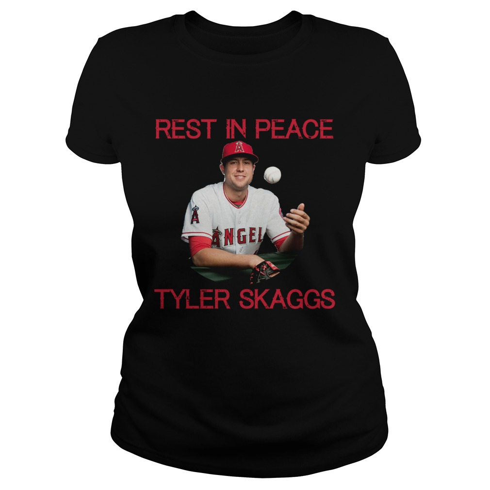 RIP Tyler Skaggs Classic Ladies