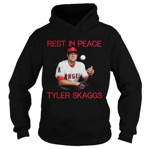 RIP Tyler Skaggs  Hoodie