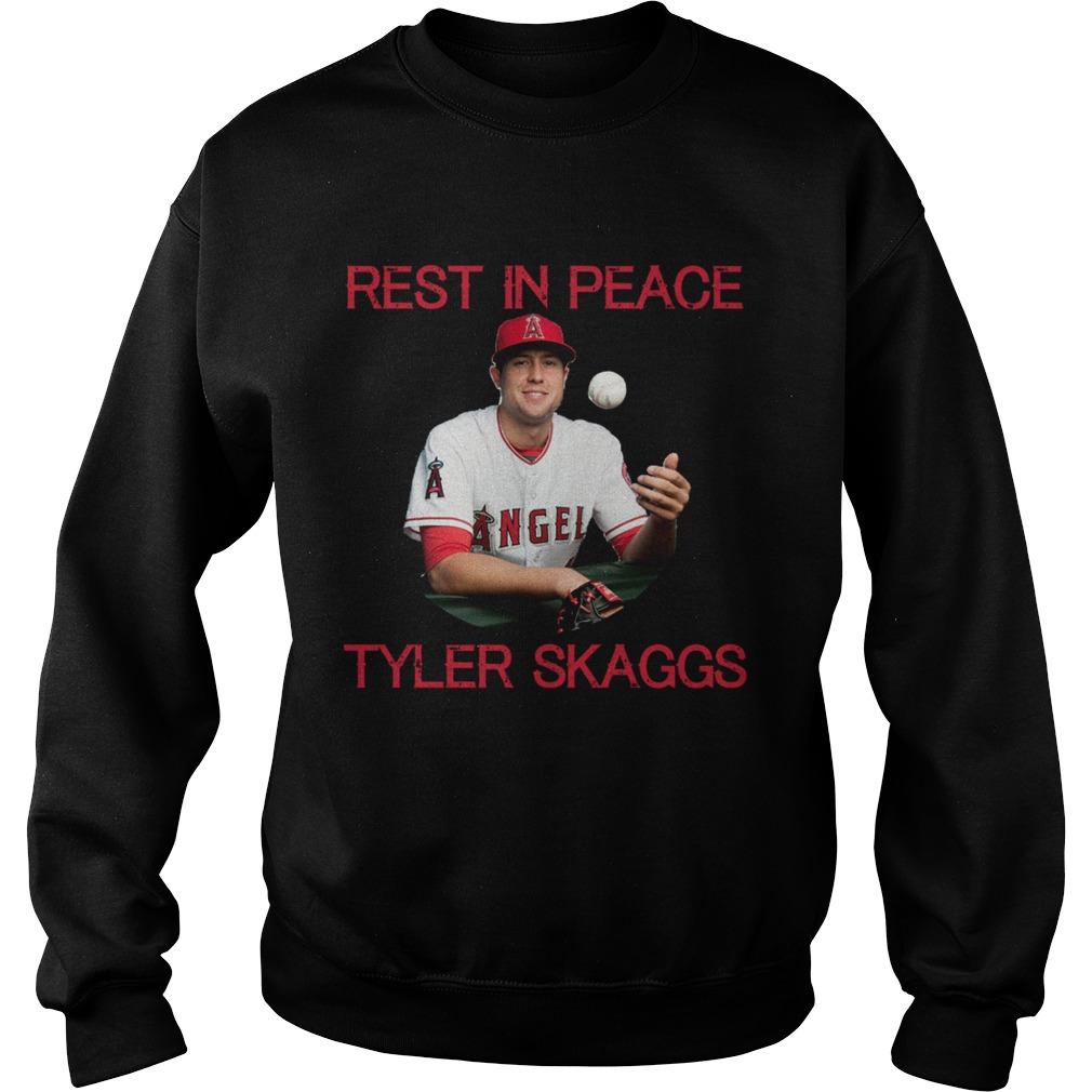 RIP Tyler Skaggs Sweatshirt