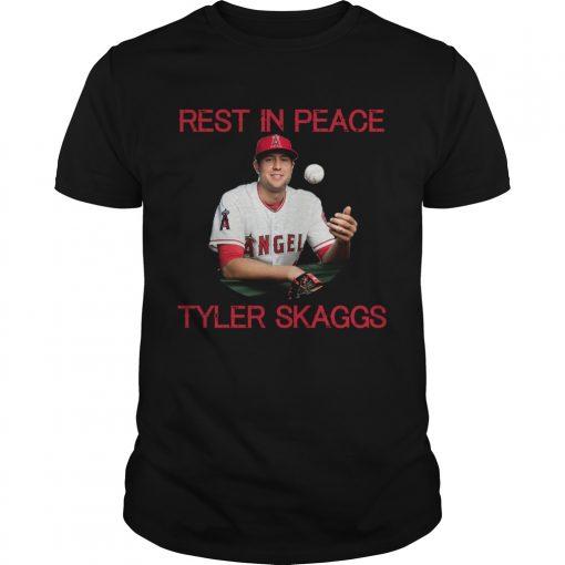RIP Tyler Skaggs  Unisex