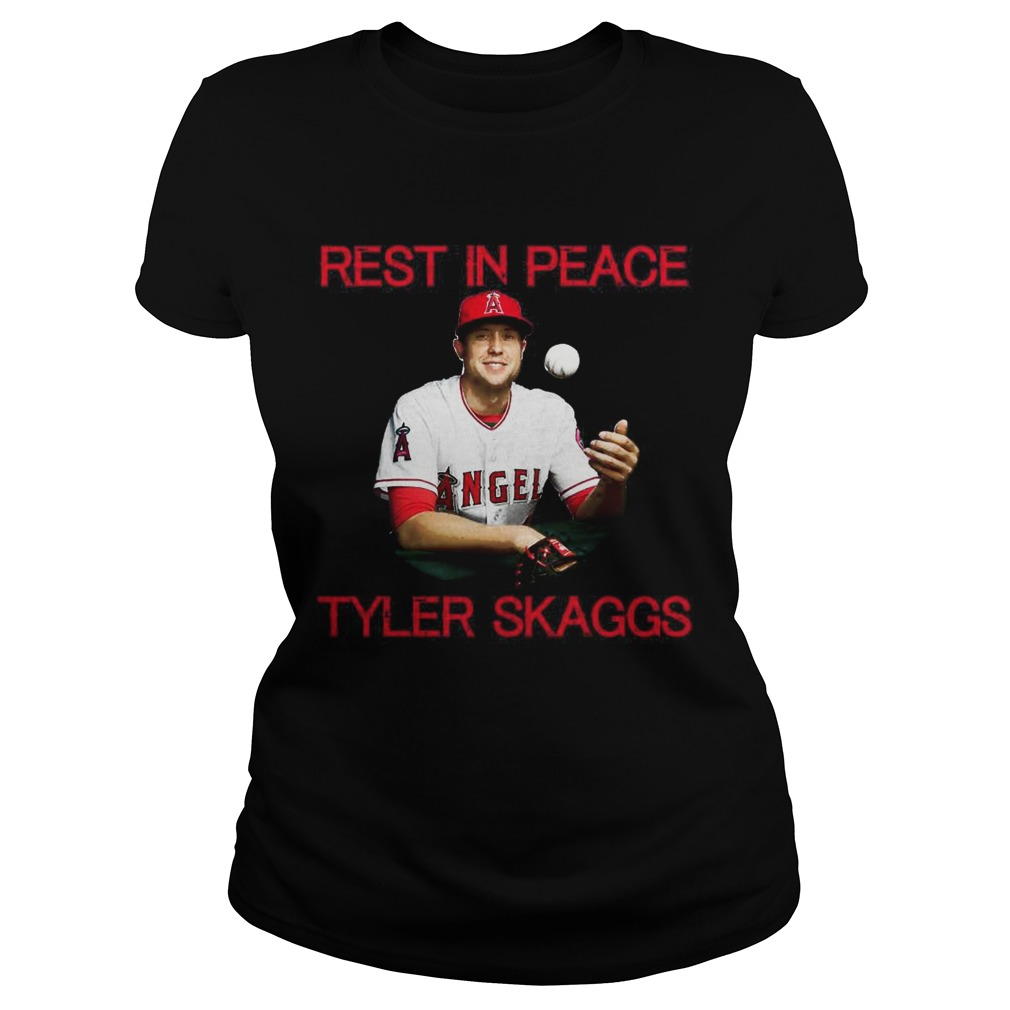 Rest in peace Tyler Skaggs Classic Ladies