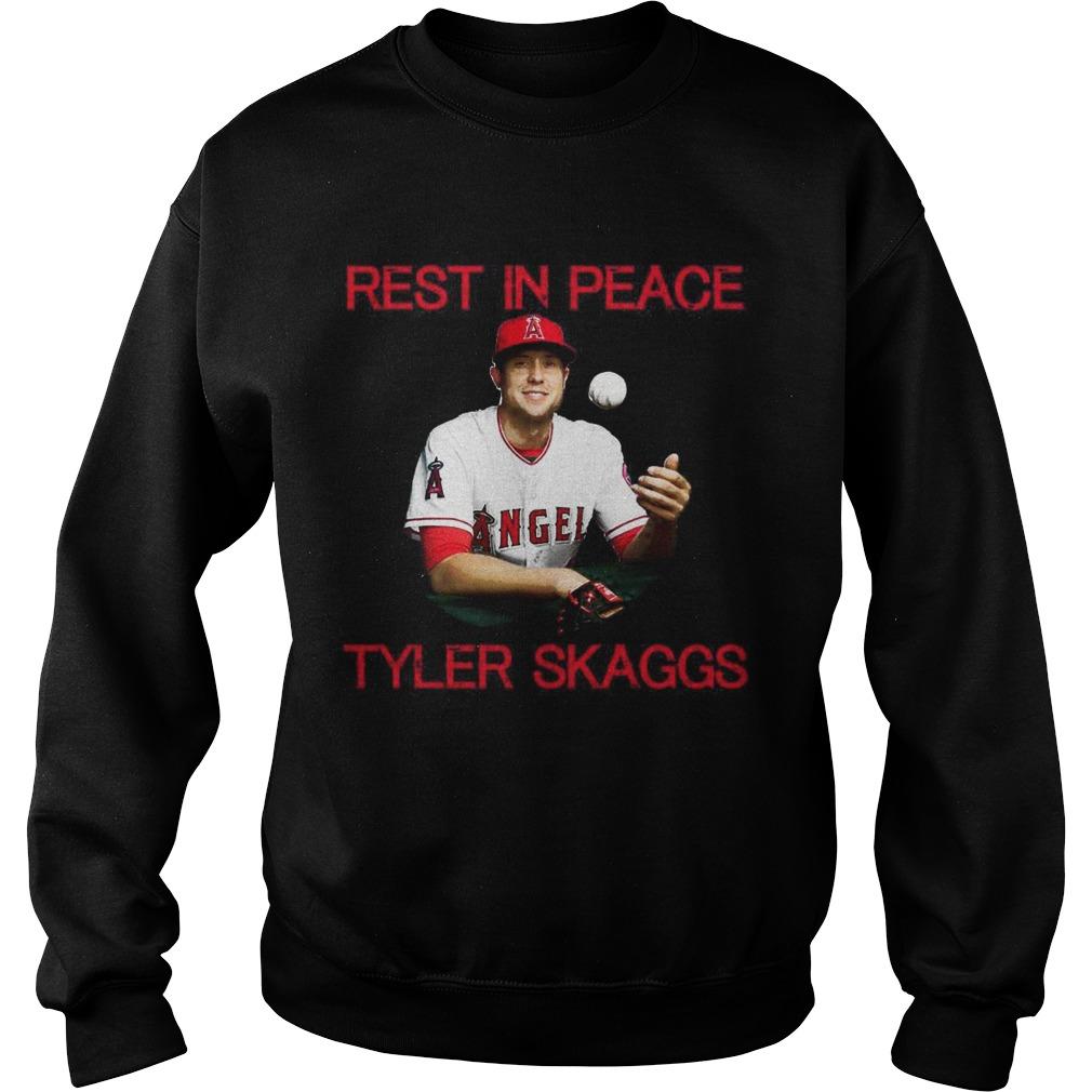 Rest in peace Tyler Skaggs Sweatshirt