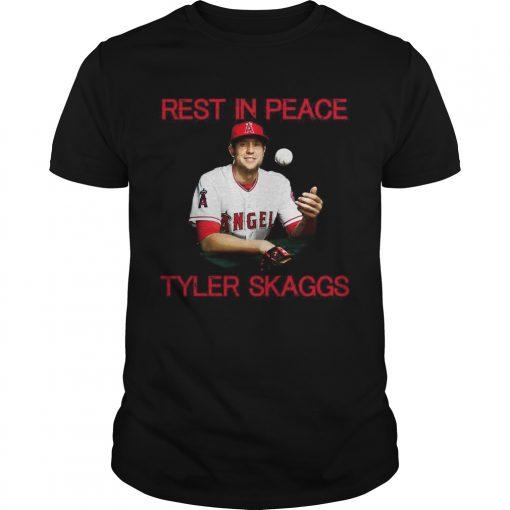 Rest in peace Tyler Skaggs  Unisex