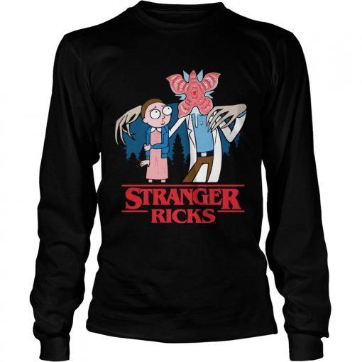 Rick and Morty Stranger Ricks  LongSleeve