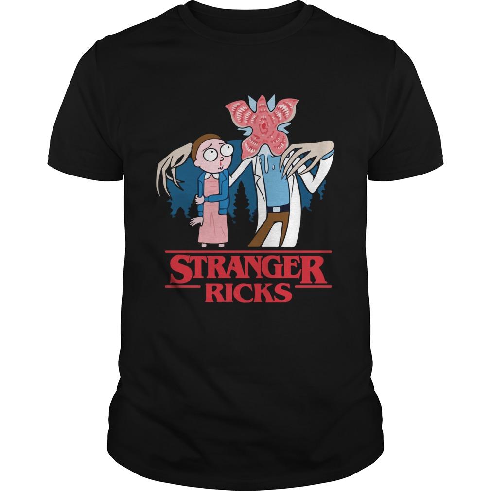 Rick and Morty Stranger Ricks Unisex