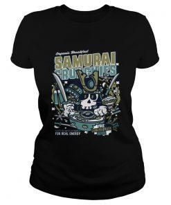Samurai Crunch Food Energy  Classic Ladies