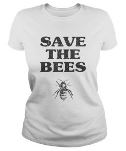 Save The Bees Beekeeping  Classic Ladies