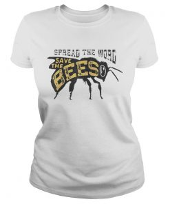 Save The Bees Great For Honey Beekeper BeeS  Classic Ladies
