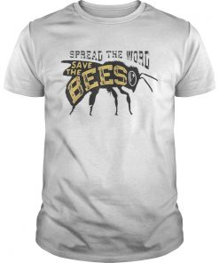 Save The Bees Great For Honey Beekeper BeeS  Unisex