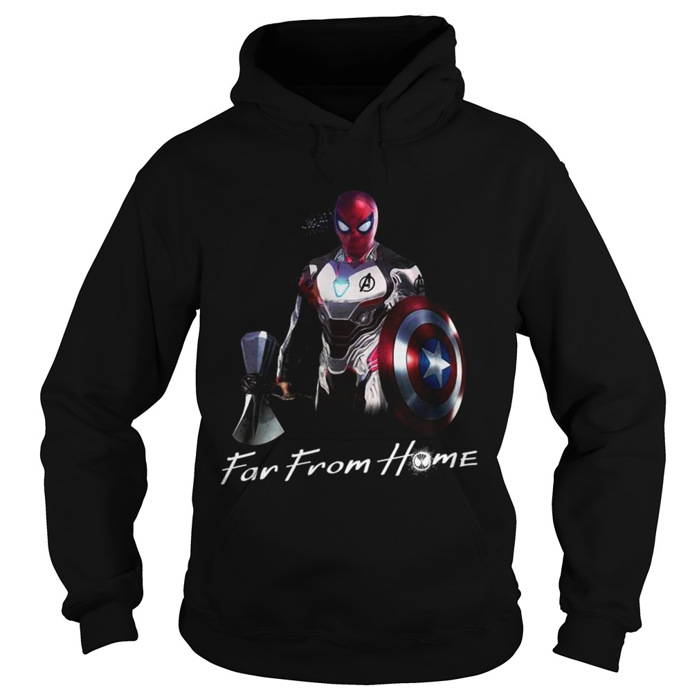 Spider Man far from home Hoodie