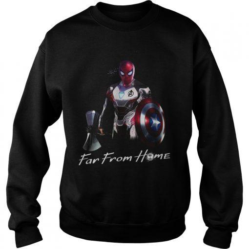 Spider Man far from home  Sweatshirt