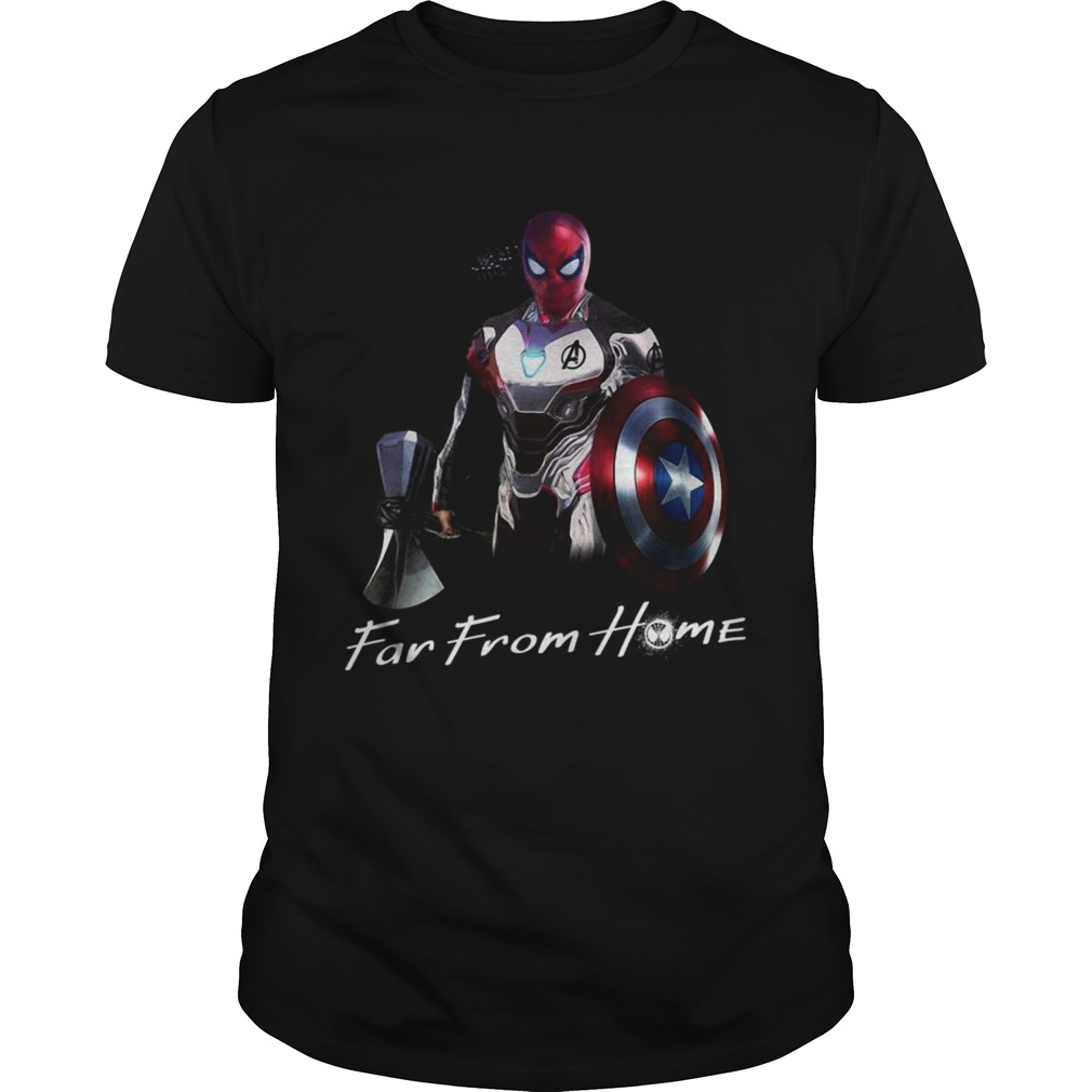 Spider Man far from home Unisex