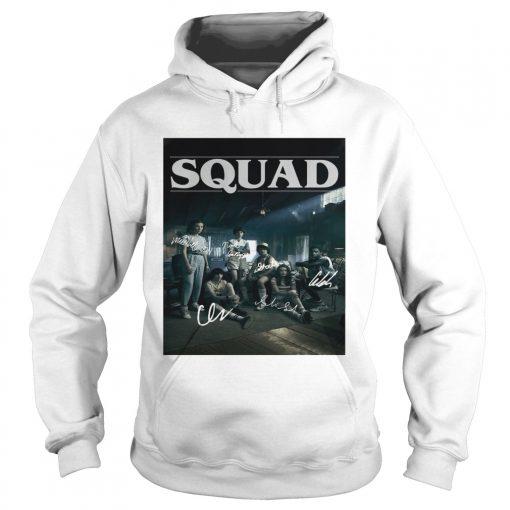 Squad Stranger Things 3  Hoodie