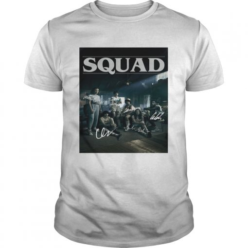 Squad Stranger Things 3  Unisex