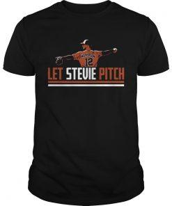 Stevie Wilkerson Let Stevie Pitch  Unisex