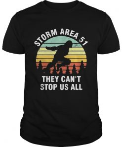 Storm Area 51 they cant stop all of US all sunset  Unisex