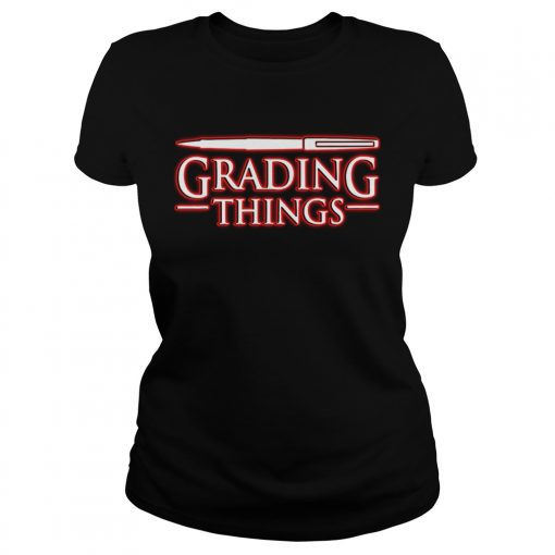 Stranger Things 3 Grading Things  Classic Ladies