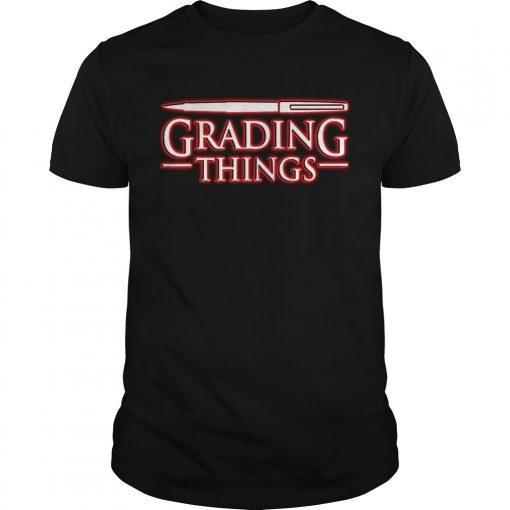 Stranger Things 3 Grading Things  Unisex
