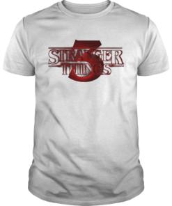 Stranger Things 3  Unisex