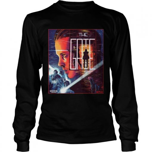 Stranger Things 3 close the gate  LongSleeve