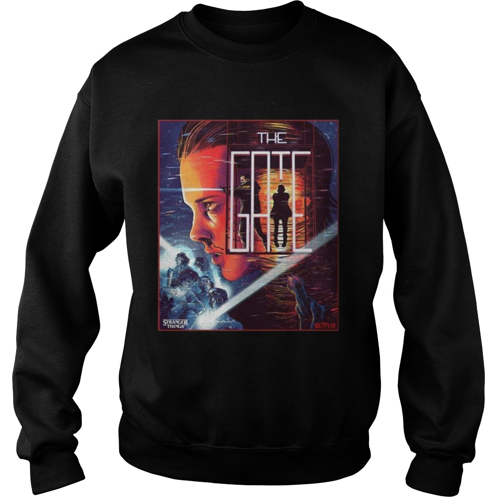Stranger Things 3 close the gate Sweatshirt