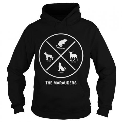 Stranger things The Marauders X  Hoodie