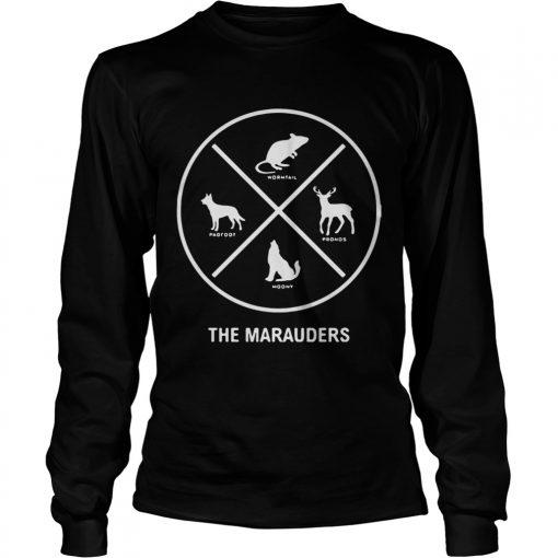 Stranger things The Marauders X  LongSleeve
