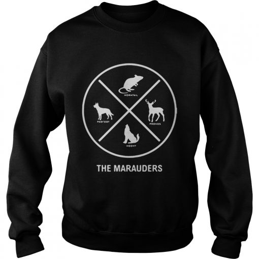Stranger things The Marauders X  Sweatshirt